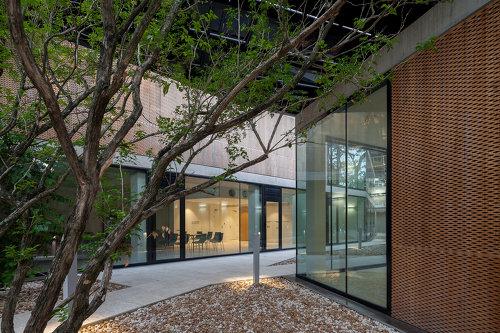 Österreichische Botschaft, Bangkok, Foto: HOLODECK architects ZT GmbH