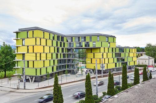 nextroom.at - MOA Martin Oberascher & Partner Architekten ZT GmbH