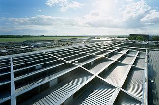 Air Cargo Center, Foto: Rupert Steiner