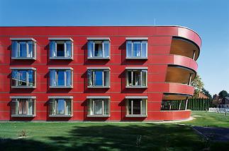 Seniorenheim Stockerau, Foto: Rupert Steiner