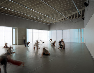Laban Dance Centre, Foto: Margherita Spiluttini