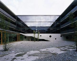 ewz - Studentenheim und Kindergarten, Foto: Bruno Klomfar