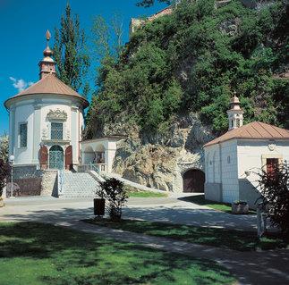 Restaurierung Kalvarienberg, Foto: Josef Ranftl