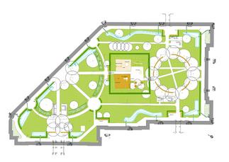 Wohnumfeldverbesserung - Sanierung Wohnhausanlage am Friedrich Engelsplatz