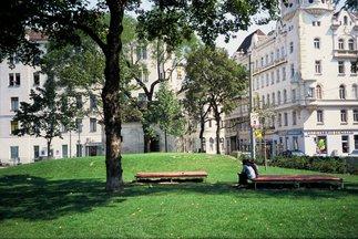 Bruno Kreisky Park, Foto: Gisela Erlacher