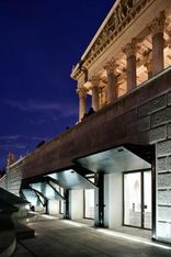Besucher- und Pressezentrum des Österreichischen Parlaments, Foto: Manfred Seidl