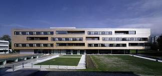 Pflegeheim Dornbirn, Foto: Bruno Klomfar