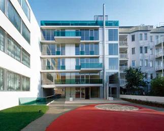 SOS-Kinderdorf  FamilienRAThaus, Foto: Margherita Spiluttini