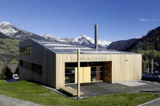Gemeindehaus Raggal, Foto: Adolf Bereuter