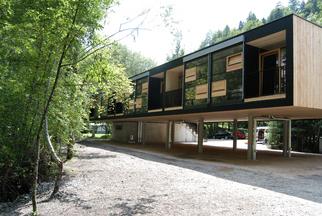 Camp Wildalpen, Foto: Holzbox ZT GmbH