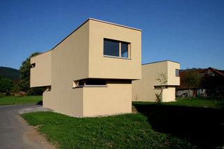 Doppelhaus Hörbranz, Foto: Juri Troy