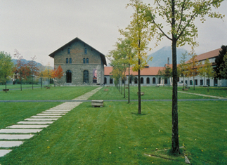 Stadtgarten Dornbirn, Foto: Christian Schwager