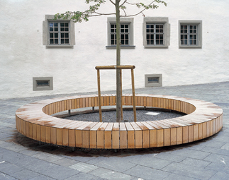 Gestaltung Junker Jonas Platz, Foto: Ignacio Martinez