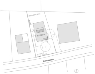 Villa Massera, Plan: Gerhard Steixner
