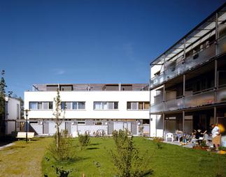 Wohnen am Alterbach Sam II, Foto: Gebhard Sengmüller