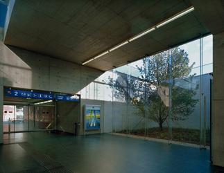 Bahnhof Baden, Foto: Margherita Spiluttini