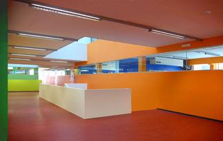 PassivhausSchule Schwanenstadt, Foto: Walter Luttenberger