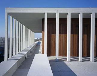 Literaturmuseum der Moderne, Foto: Barbara Staubach / ARTUR IMAGES