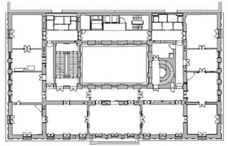 Palais Epstein - Umbau, Plan: Georg Töpfer