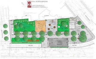 Richard Waldemar Park, Plan: KNOLL Planung & Beratung ZT GmbH © Knoll - Planung & Beratung