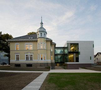 Oskar-Czerwenka-Landesmusikschule Vöcklabruck, Foto: Andrew Phelps