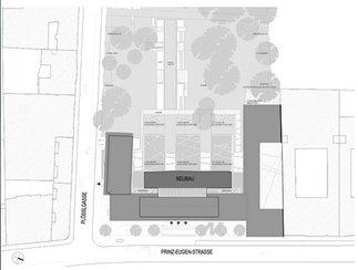 Arbeiterkammer Wien - Umbau und Erweiterung, Plan: NMPB Architekten ZT GmbH