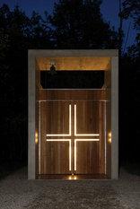 Kapelle St. Benedikt, Foto: Jann Averwerser