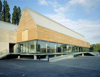 River and Rowing Museum, Foto: Margherita Spiluttini
