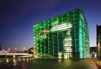 Ars Electronica Center - Erweiterung, Foto: Andreas Buchberger