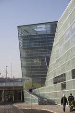 Ars Electronica Center - Erweiterung, Foto: Josef Pausch