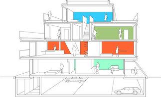 Wohnhof Orasteig, Plan: PPAG architects ztgmbh