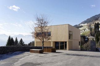 Gemeindezentrum St. Gerold, Foto: Hanspeter Schiess