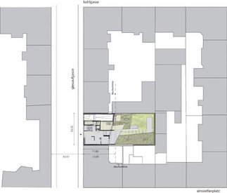 "Wohnhaus ""stratified townscape"", Plan: HOLODECK architects ZTGmbH"