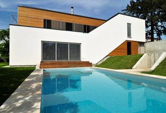 Einfamilienhaus Troppmann, Foto: Wolfgang Simlinger
