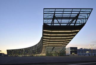 Verkaufs- und Finanzzentrale voestalpine Stahl GmbH - Betriebsgebäude 75, Foto: Josef Pausch