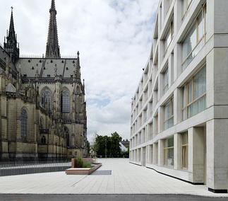 Domplatz Linz, Foto: Paul Ott