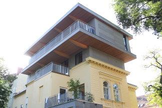 Aus- und Umbau Muchargasse, Foto: © Holzbaupreis/Frankl