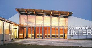 Gemeindezentrum Unterfladnitz, Foto: Crystal O`Brien–Kupfner