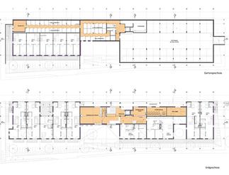 Frauenwohnprojekt [ro*sa] Donaustadt, Plan: Koeb & Pollak Architektur