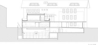 Erweiterung Volksschule, Plan: kadawittfeldarchitektur