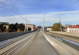 Eisenbahnbrücke, Foto: ÖBB Infrastruktur Bau AG