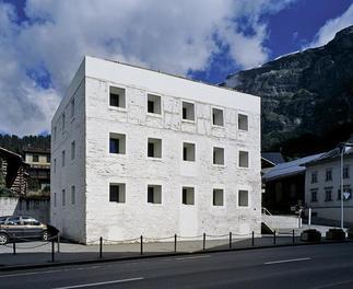 'Gelbes Haus' - Umbau, Pressebild: Ralph Feiner