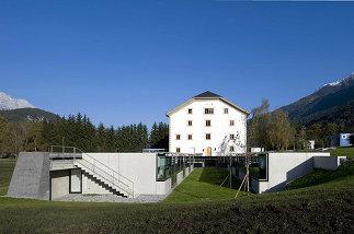BTV-Bauherrenpreis für Tirol und Vorarlberg 2010, Foto: Henning Koepke