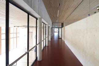 Schulzentrum Kühnsdorf, Foto: winkler + ruck architekten