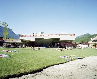 Seebad Kaltern, Foto: Lukas Schaller