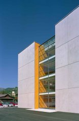 Schulzentrum Hauptschule + BORG Mittersill, Foto: Gerhard Hagen