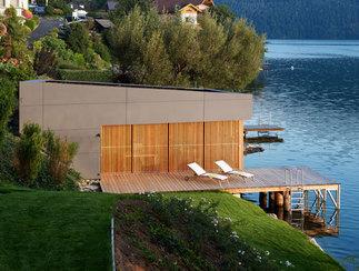 Haus am See, Foto: Lucia Degonda