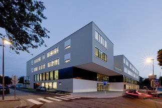 Schulzentrum Krems, Foto: Hertha Hurnaus