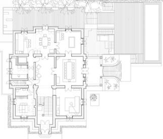 Villa in Graz, Plan: Gangoly & Kristiner Architekten ZT GmbH