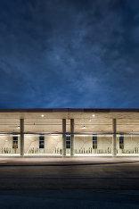 Lokalbahnhof Lamprechtshausen, Foto: Kurt Kuball